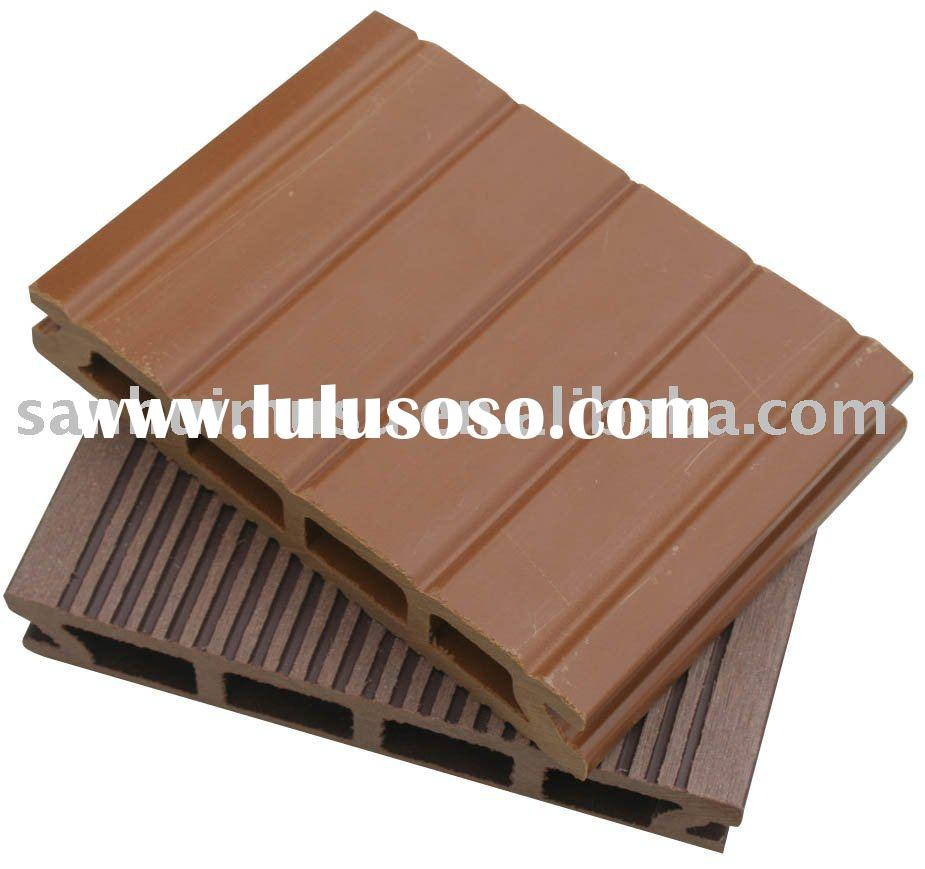 environmental wood composite outdoor decking