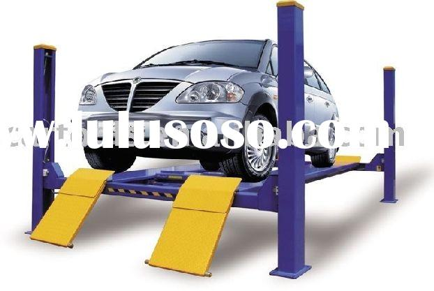four post car lift, hydraulic hoist, 4 post lift