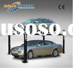 post car lift hydraulic car lift car parking system