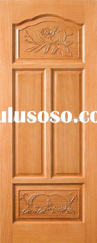 Interior embossment door 7224 for sale price china for Wood door design catalogue