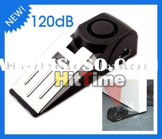 56 New Safety Wedge And Security Door Stop Easy Alarm Free Shipping Wholesale