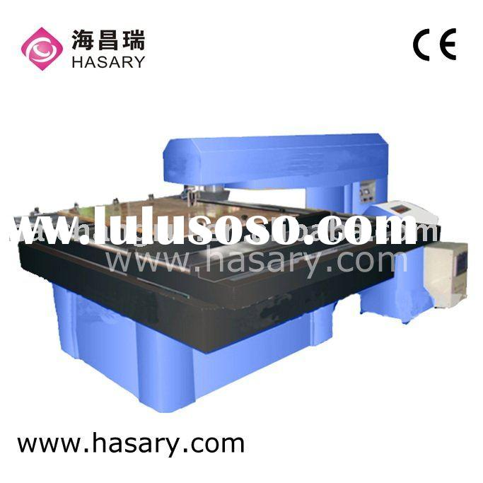 Corrugated Case Template Making Machine