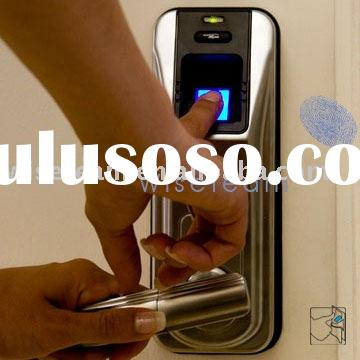 Fingerprint Door Lock with Remote Control
