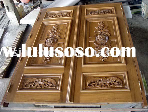 Hand carved solid wood door,antique interior and exterior door,wooden door