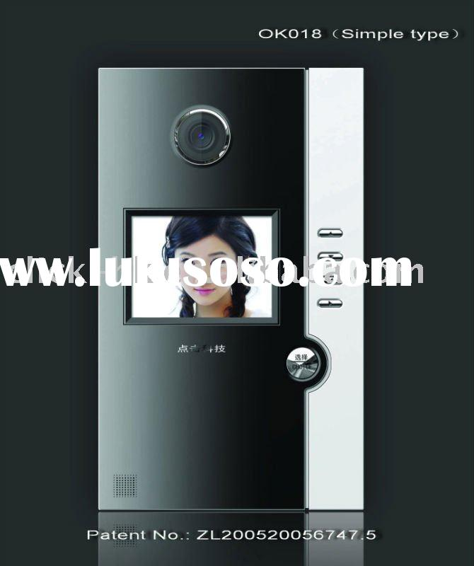 Home Security Door Access Control System
