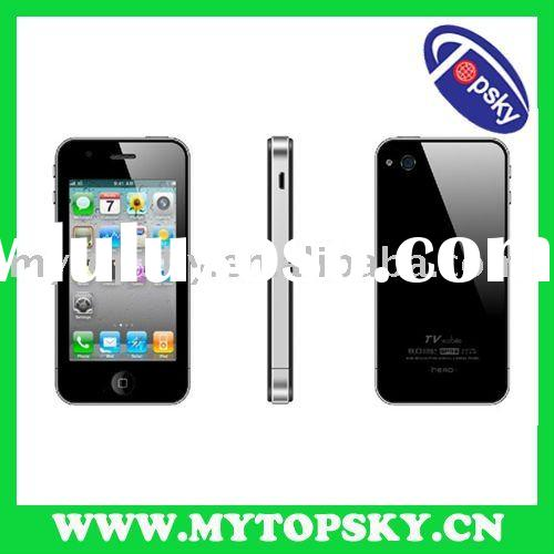 Mobile phone H2 with Dual sim Dual standby  3.6``touch screen with WIFI & TV