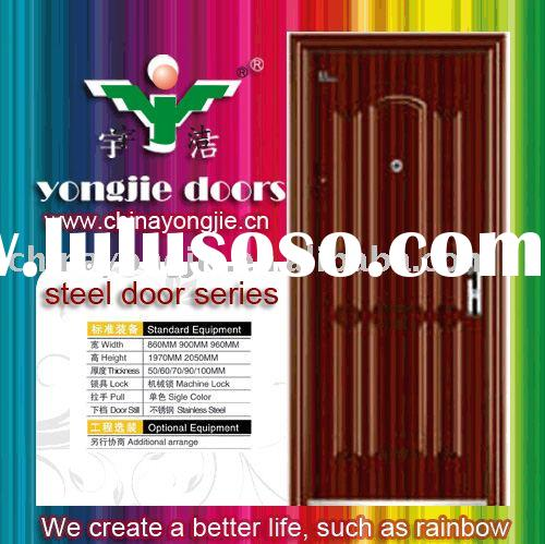 Steel interior door, room door , we are your best choice