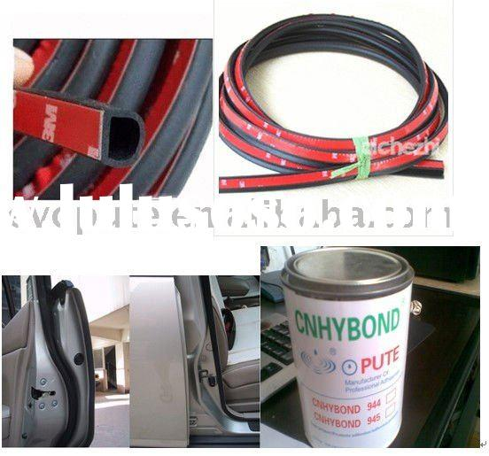 (3M 94  and 3M4298)quality foam tape primer for car quiet silent doors and windows rubber seal door