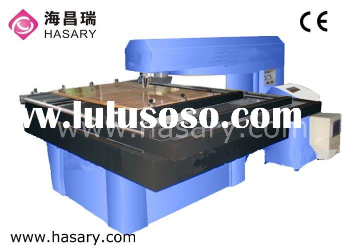 box template laser making system