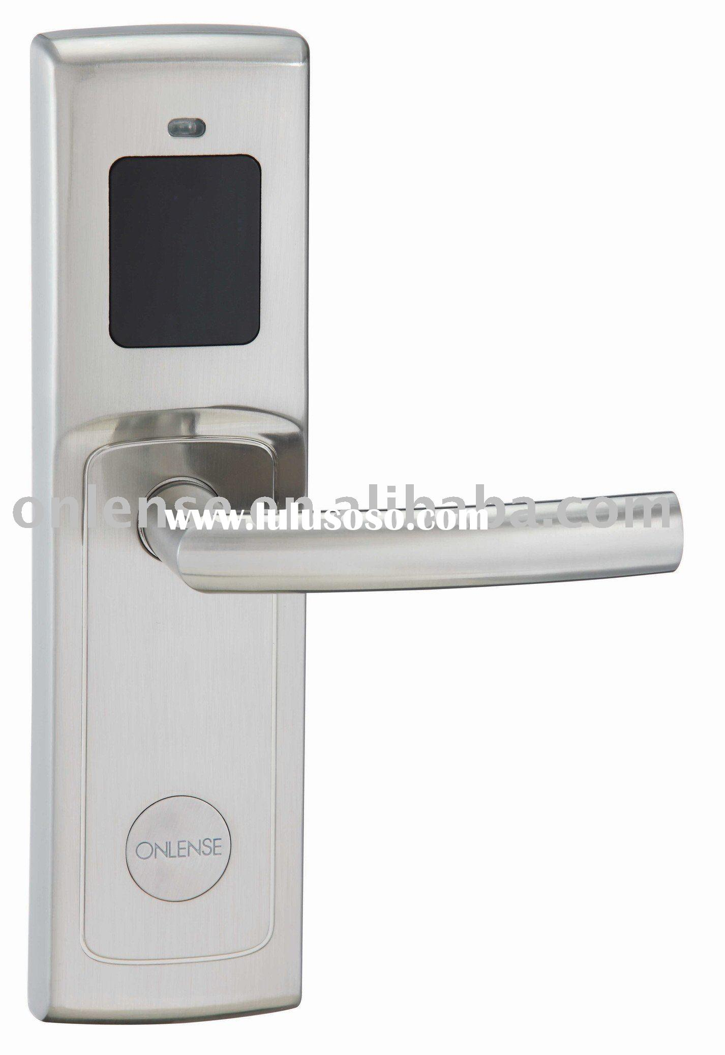 high security lock,OEM security door lock system