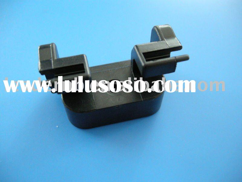 molded plastic part ( ASA material ,for glass door system )