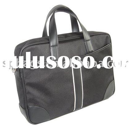 new style black business laptop bag(SP 80174-821)