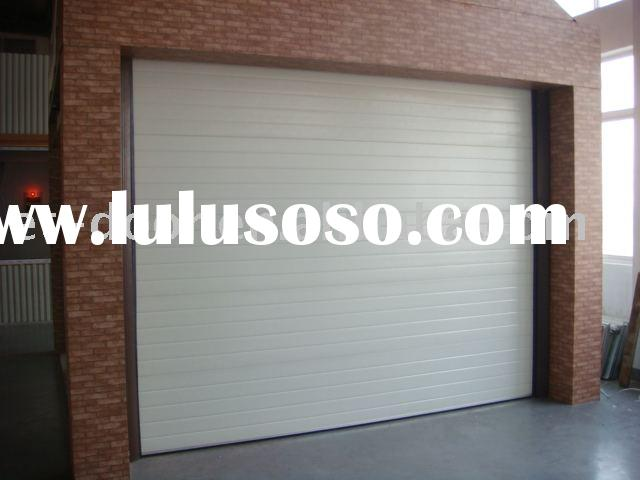 sectional garage door,overhead garage door,automatic garage door,remote control garage door