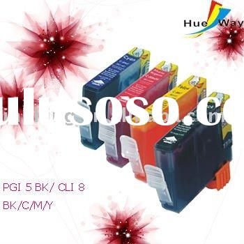 Compatible Ink Cartridge  for Canon PGI 5/CLI 8 BK/C/M/Y