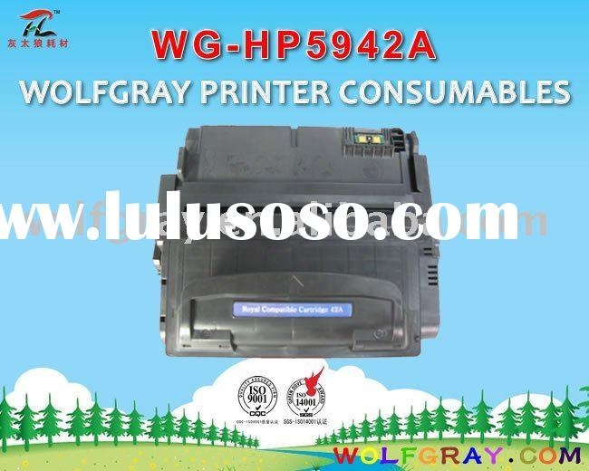 HP 5942A recycle toner cartridge