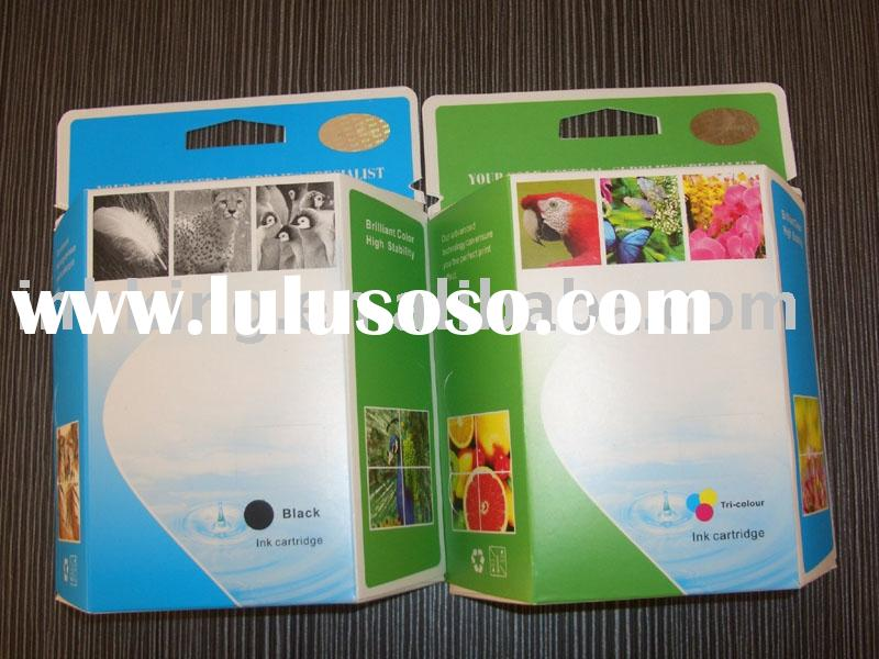 High Quality Color Inkjet Cartridge for HP