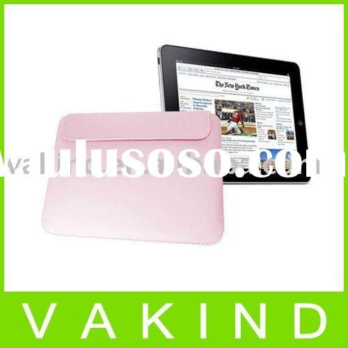 Pink Leather Skin Case Cover Bag For Apple Ipad Wifi 3G
