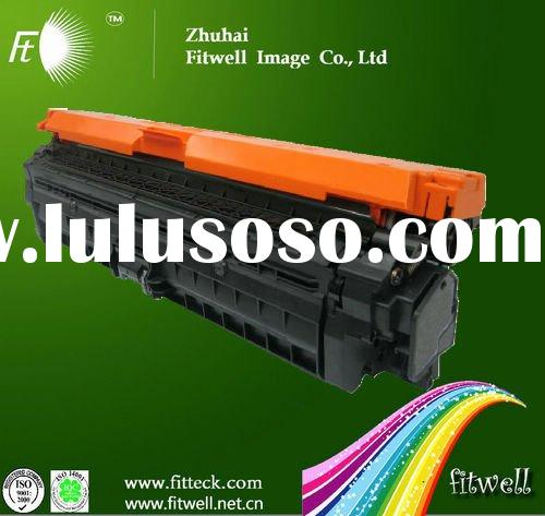 Recycle laser toner powder CE-740A  Compatible for HP printer