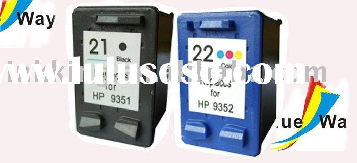 Special price-Compatible HP printer ink cartridge 21 / 22/27/28