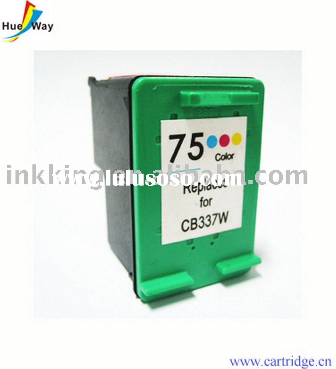 Special price Compatible  Ink Cartridges HP 75(CB337W)