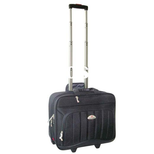 Wheeled laptop bag, Trolley laptop case, Wheeled business case