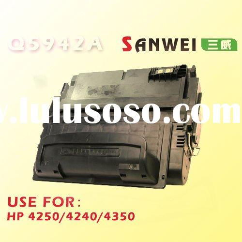 printing consumables compatible laser toner cartridge spare parts for HP Q5942A