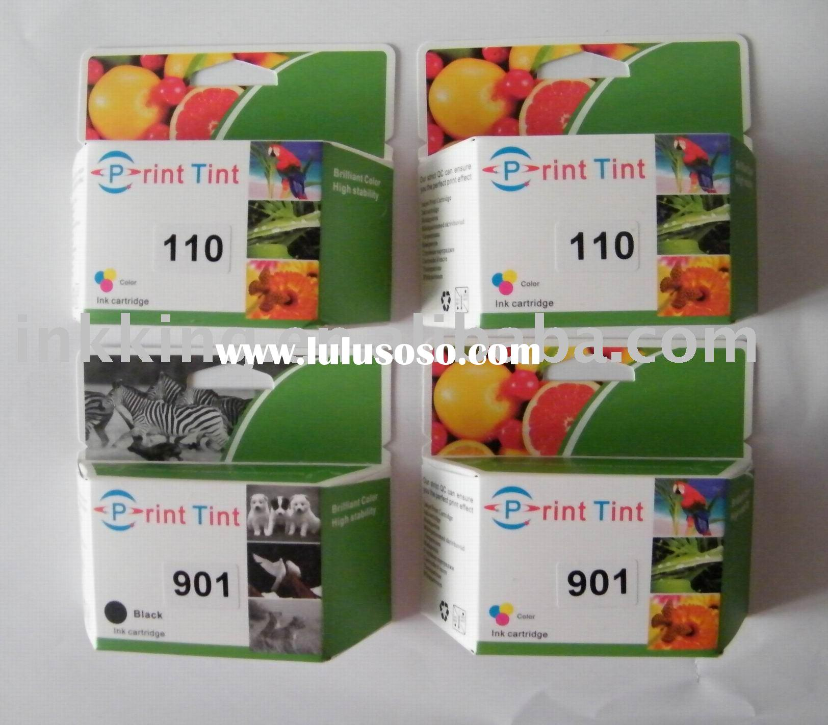 Compatible HP  110 & 901 Printer Cartridges