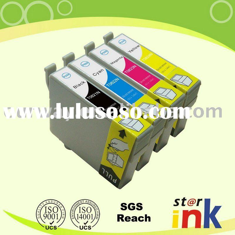 Compatible Ink Cartridge for Epson 92/92N BK/C/M/Y