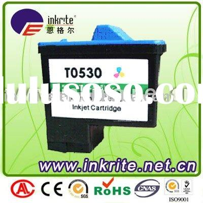 Compatible color Ink cartridge T0530 for Dell 720 A920