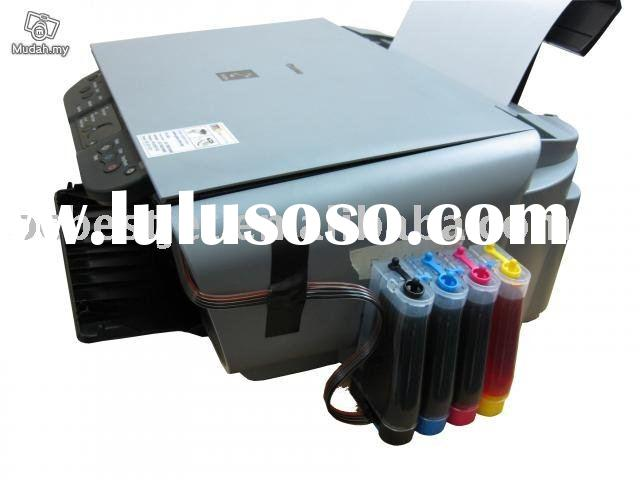 Continuous ink system for Canon Pixma MP160