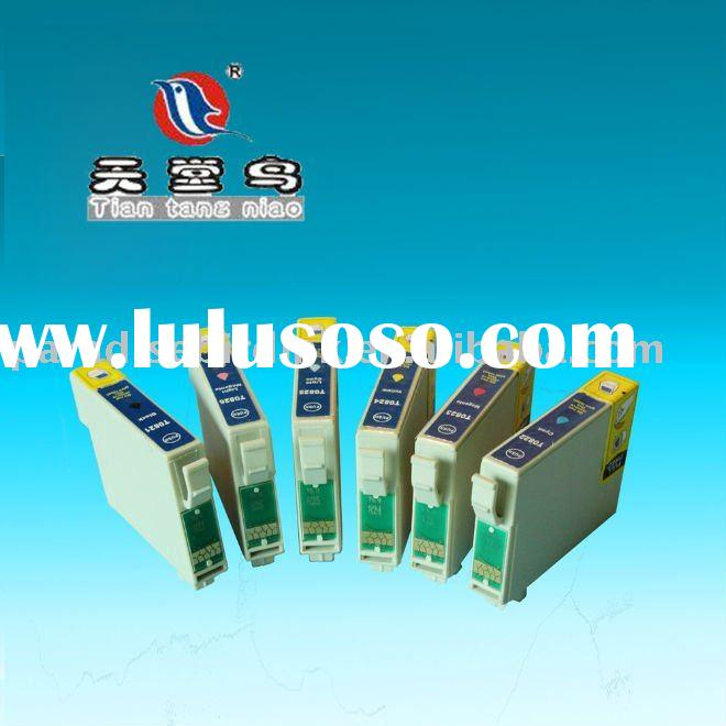 Ink Cartridge for Epson T0821N-T0826N, Suitable for Stylus Photo, Various Colors are Available