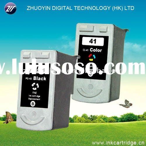 Print tint ink cartridges for PG- 40,CL-41