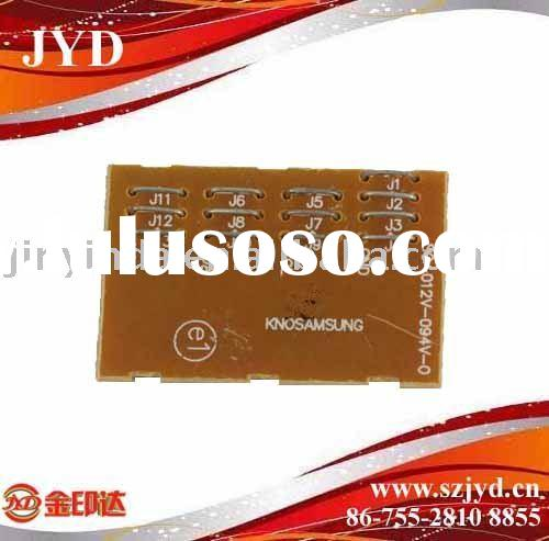 Samsung ML 3050/3051 toner reset chip