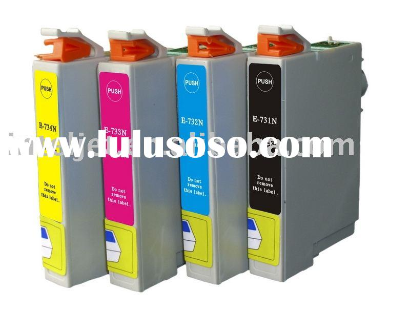 compatible epson Ink cartridge T0731N-T0734N