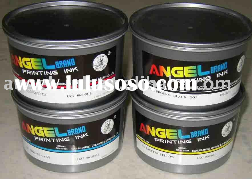 high gloss offset printing ink