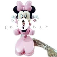 pink Cartoon USB WEBCAM PC CAMERA for skype msn icq