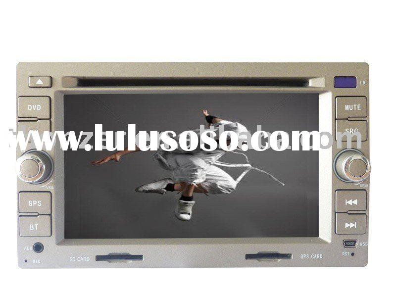 6.2 inch Cherry A3/A5/Tiggo/Cross (Digital screen) Car DVD Player(TZ-GE6205)