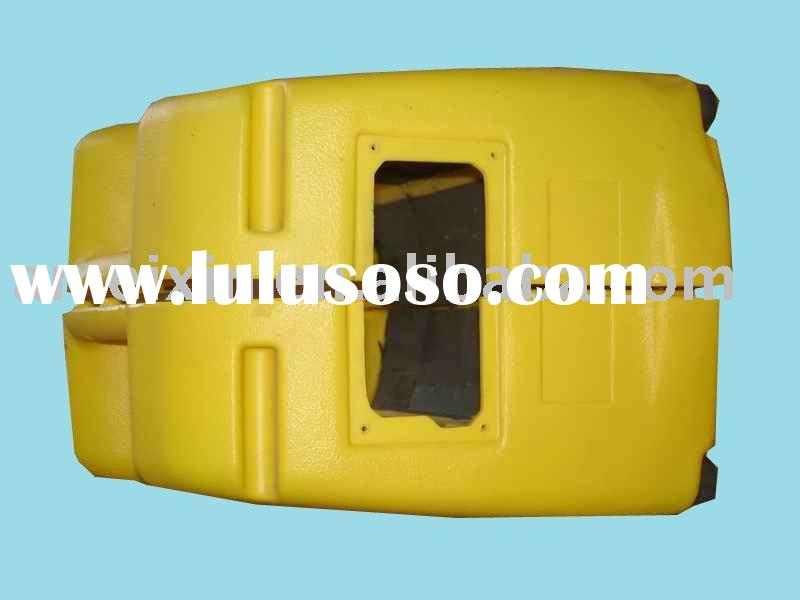 ABS plastic  vacuum formed machinery parts
