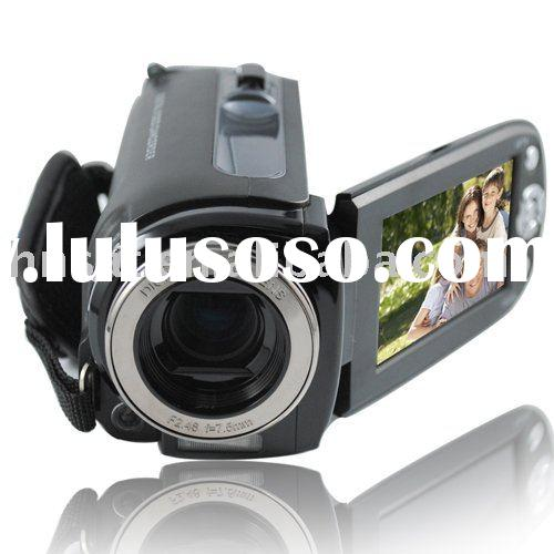 Comsumer electronics 1080P HD digital Camcorder with 3.0 TFT screen