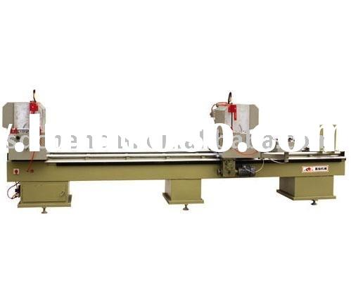 Double Mitre  Cutting Saw for Aluminum and PVC Door & Window(A) ----SSJ06-3700