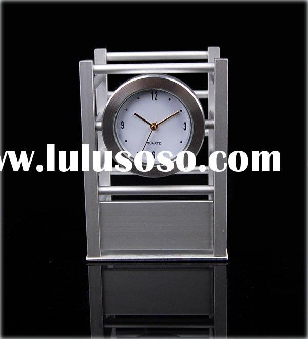 Metal Crafts aluminium clock pen case