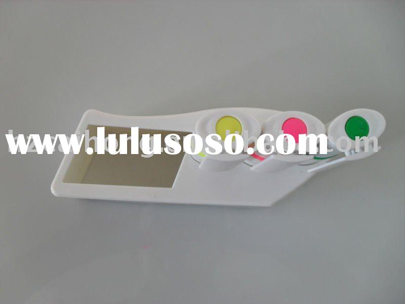 Novelty Office Supply Gift Cardcase and Highlighter Pen Set  CH-6224