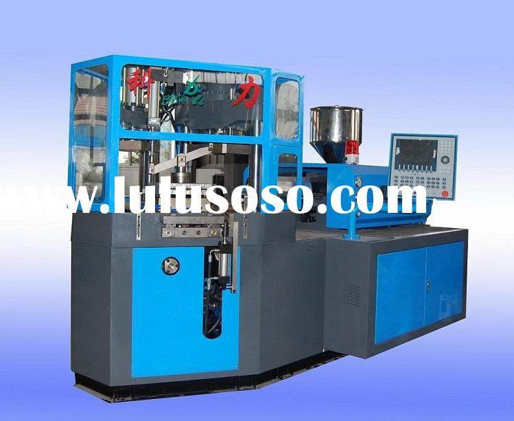 One step machine automatic plastic  injection&blowing machinery