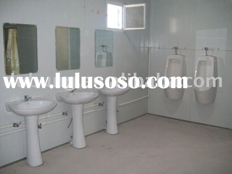 Prefabricated toilet house