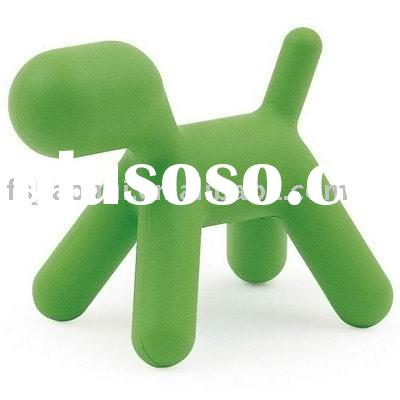 Puppy dog chair-China modern classic designer fiberglass furniture factory