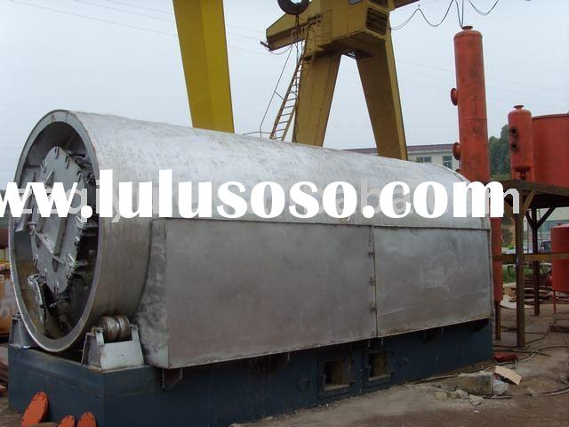 Used Plastic Recycling Equipment
