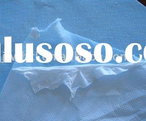 Waterproof and breathable mattress protector