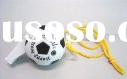 Whistle/noise maker/Promotional item/football whistle/Fan whistle horn/toys/plastic toy