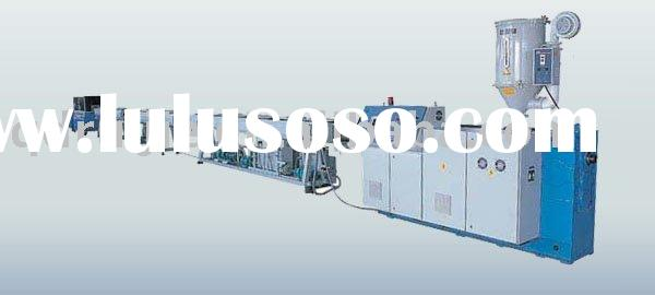 Widely used plastic  pipe machinery