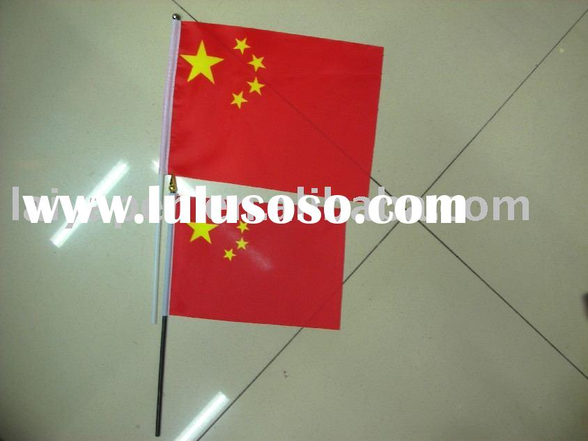 national flag with ball pen,promotional pen